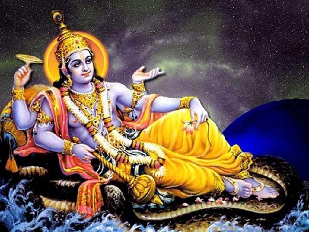 Image result for ananta narayan god