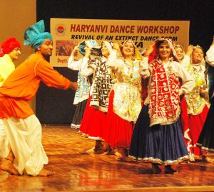 Dance forms of Haryana