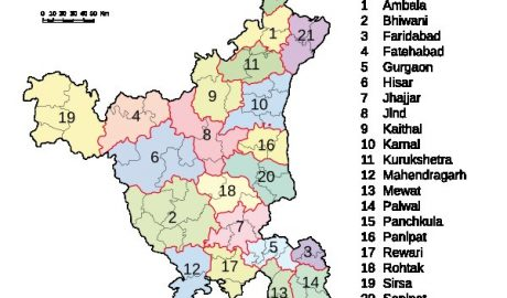 Languages of Haryana