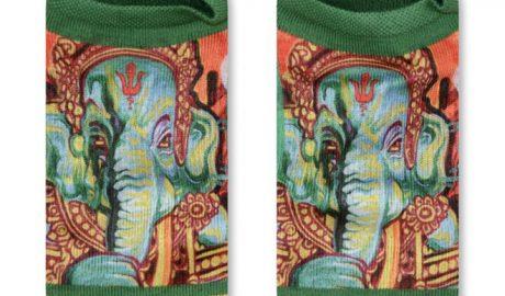 Lord Ganesha Printed Socks