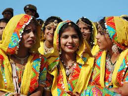 Costumes of Madhya Pradesh