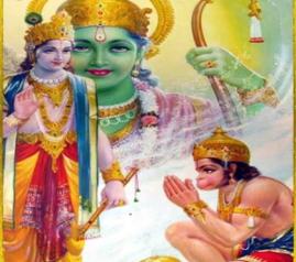 Lord Rama and Lord Krishna